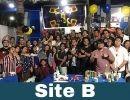 Site B